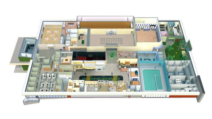LifeTown Building Plans