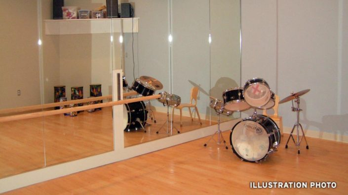 Dance and Music Studio